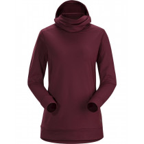 Arc'teryx Vertices Hoody Women's Crimson