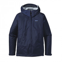 Patagonia Men's Torrentshell Jacket Navy Blue W/Navy Blue
