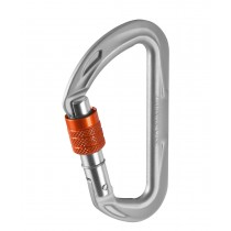 Mammut Wall Micro Lock Screw Gate Grey