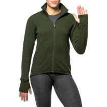Woolpower Full Zip Jacket 400 Green