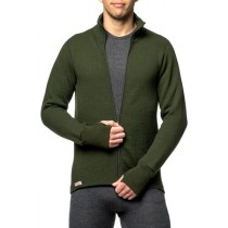 Woolpower Full Zip Jacket 600 Green