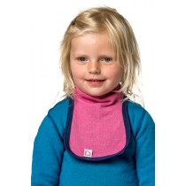 Woolpower Kids Mock Turtleneck 200 Sea Star Rose