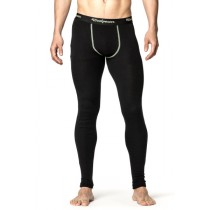 Woolpower Long Johns Men's Black