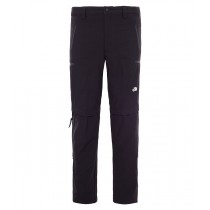The North Face M Exploration Convertible Pant Tnf Black