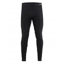 Craft Nordic Wool Pants M Black/Dk Grey Melange