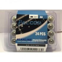 Brecom Batteripakke 24 Stk. AA-LR06