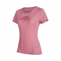 Mammut Alnasca T-Shirt Women's Rose