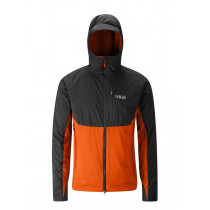 Rab Alpha Direct Jacket Beluga/Oxide/Oxide