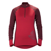 Sweet Protection Alpine Halfzip 17,5/200 Womens Rubus/Red