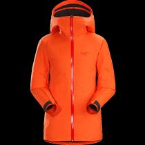 Arc'teryx Nadina Jacket Women's Orange Julia