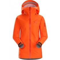 Arc'teryx Sentinel Jacket Women's Orange Julia