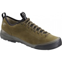 Arc'teryx Acrux SL Leather Approach Shoe Men's Totem/Shark