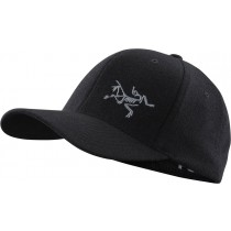 Arc'teryx Wool Ball Cap Black