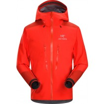 Arc'teryx Alpha AR Jacket Men's Magma