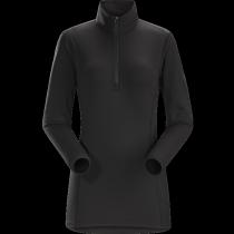 Arc'teryx Phase AR Zip Neck LS Women's Black