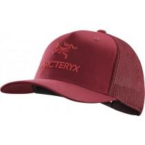Arc'Teryx Logo Trucker Hat Scarlet