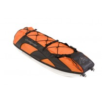 Fjellpulken XCountry 144 cm Limited Edition Orange