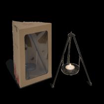 Espegard Bålpanna Miniatyr Till Värmeljus