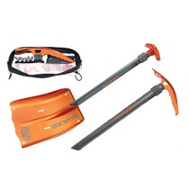 Bca Shaxe Speed Shovel Orange