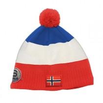 Bjørn Dæhlie Hat Podium Norwegian Flag