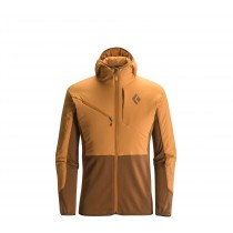 Black Diamond Men's Deployment Hybrid Hoody Copper
