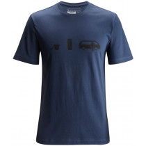 Black Diamond Men's SS Dirtbag Tee Captain