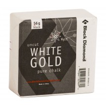 Black Diamond White Gold Block 56g