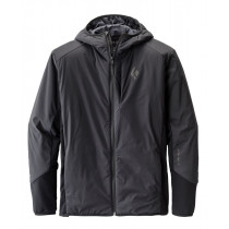 Black Diamond M First Light Hoody Hybrid Smoke