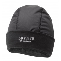 Brynje Arctic Hat W/Wind-Cover Black