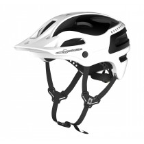 Sweet Protection Bushwhacker II Helmet Matte White/Gloss Black