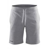 Craft ITZ Sweatshort Men's Grey Melange