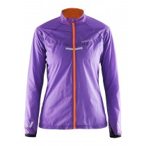 Craft Focus Race Jacket Womens Lilac