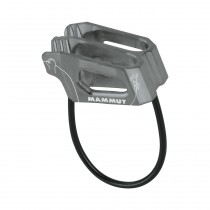 Mammut Crag Light Belay grey