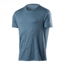 Houdini Men's Activist Message Tee Whale Grey