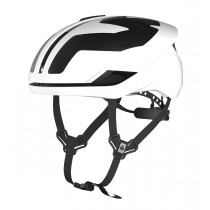 Sweet Protection Falconer Aero Helmet Satin White Metallic