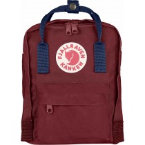 Fjällräven Kånken Mini Ox Red/Royal Blue