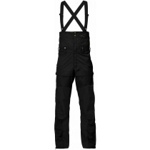 Fjällräven Keb Eco-Shell Bib Trousers Black