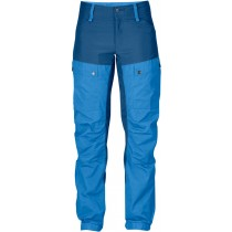 Fjällräven Keb Trousers Women's Short UN Blue/Uncle Blue