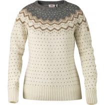 Fjällräven Övik Knit Sweater W. Sand