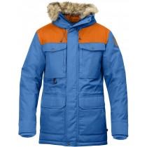 Fjällräven Polar Guide Parka Un Blue-Burnt Orange