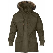 Fjällräven Singi Winter Jacket Dark Olive