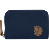 Fjällräven Zip Card Holder Navy