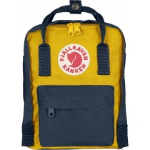 Fjällräven Kånken Mini Navy-Warm Yellow