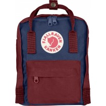 Fjällräven Kånken Mini Royal Blue-Ox Red