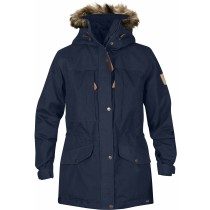 Fjällräven Sarek Winter Jacket W. Dark Navy