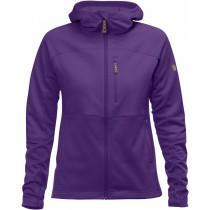 Fjällräven Abisko Trail Fleece W Purple