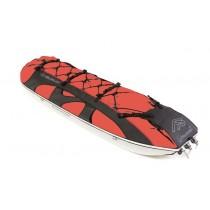 Fjellpulken Ekspeditionspulk X-Plorer Röd 188cm
