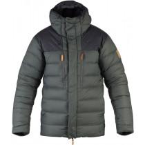 Fjällräven Keb Expedition Down Jacket Stone Grey-Black