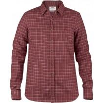 Fjällräven Sörmland Flannel Shirt Ls W Autumn Leaf