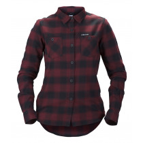 Sweet Protection Flannel Shirt Women Ron Red